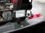 """Souffleuse 54"""" Premium  pour tracteur avec attache frontale de type """"Skid Steer"""""""