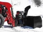 """Souffleuse 48"""" Versatile Plus pour tracteur avec attache frontale de type """"Skid Steer"""""""
