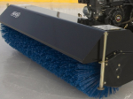 """Balais rotatif 60"""" pour tracteur munis d'une attache frontale de style """"SKID STEER"""""""